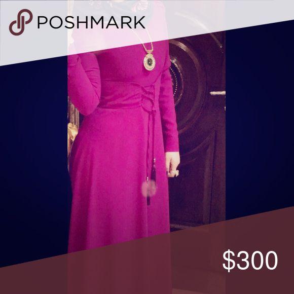 Lon hijab dress It's amazing and Turkish design Dresses Long Sleeve