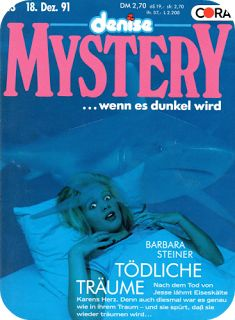 """These """"scary"""" penny novels sold every second week at the kiosk in the 90s in Germany."""
