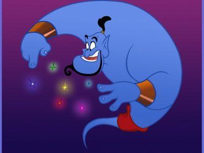 Genie, Aladdin
