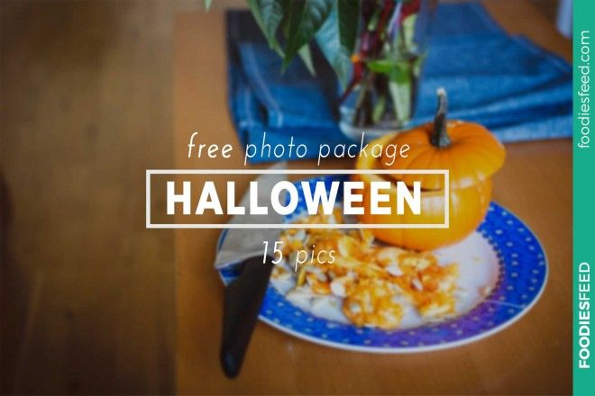 Photo package: Halloween