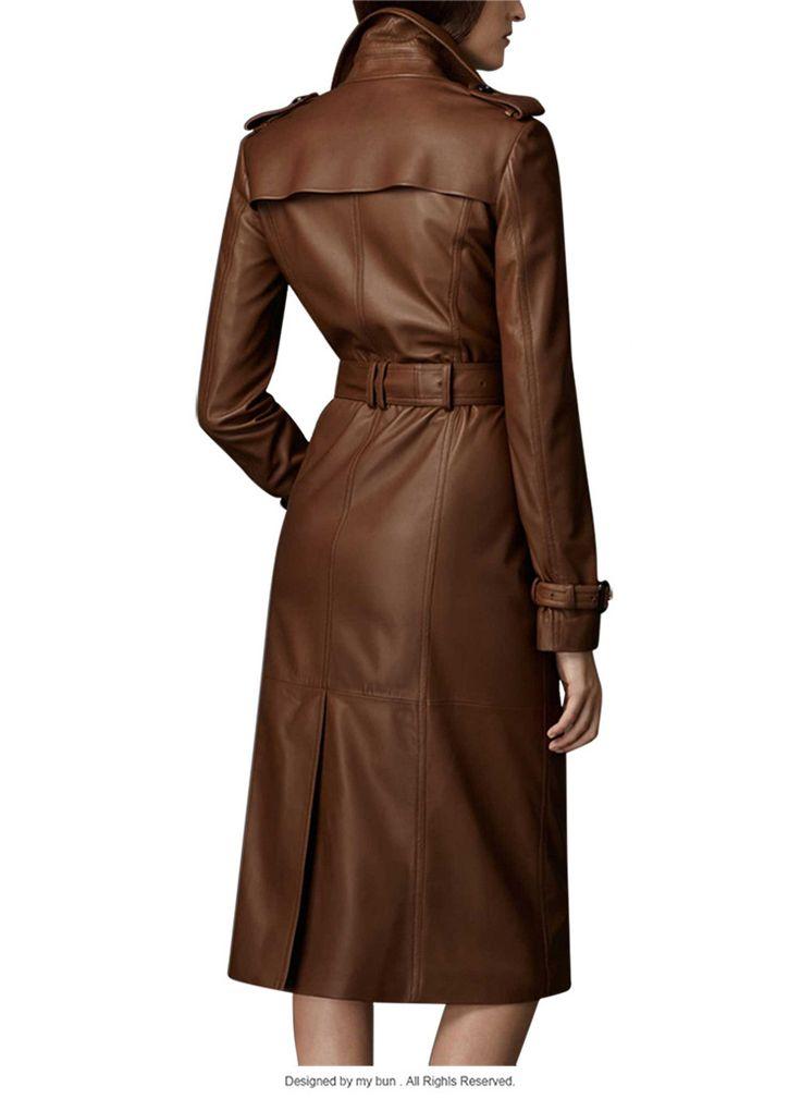 Длинный кожаный плащ женщина 2015 зимнее пальто с поясом бренд тонкий Jaquetas Femininas плюс SizeS 2XL купить на AliExpress