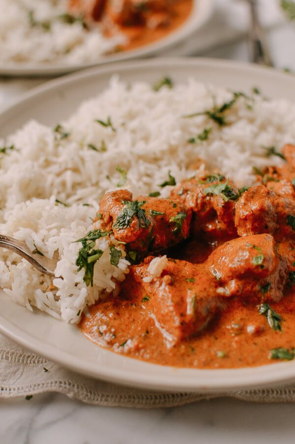 Just made this and it was the bomb.com. Yum!! Chicken Tikka Masala, by thewoksoflife.com