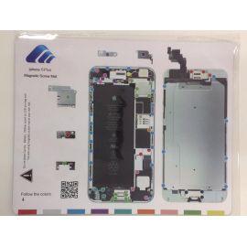 Alfombra Manta Magnetica para Reparaciones iphone 6 Plus