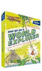 Embark on a series on explorer's quests learning how to navigate by the stars and abseil into a volcano!