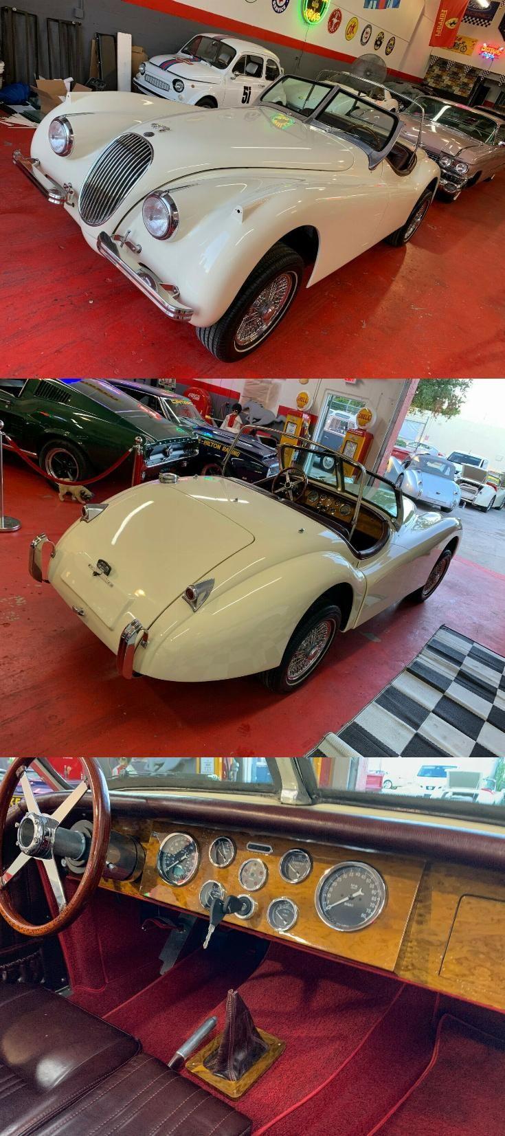 Restomod 1951 Jaguar Xk120 Replica   Jaguar xk120, Jaguar ...