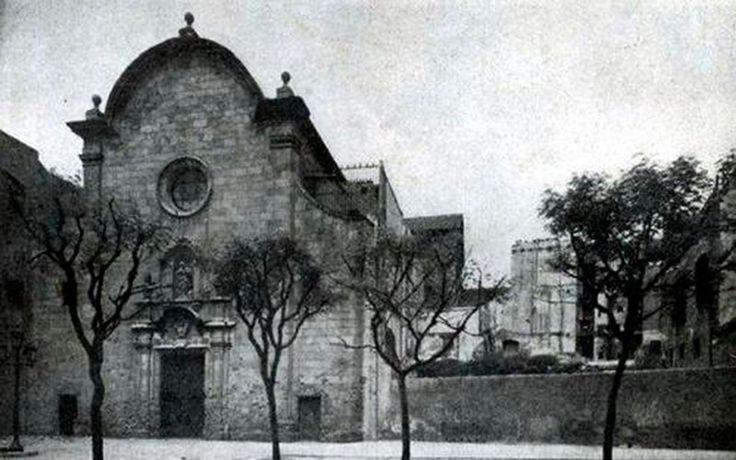 Plaza de San Felipe Neri – Plaça Sant Felip Neri - La Barcelona de antes