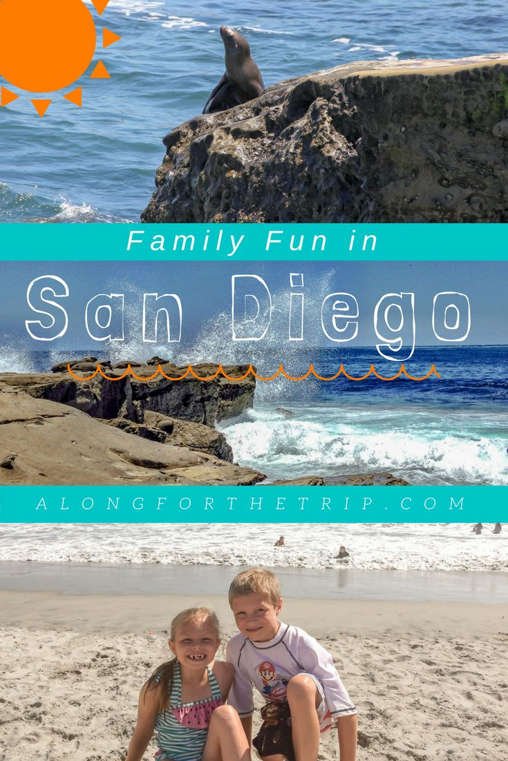 #SanDiego might just be the perfect family-friendly destination. It has virtually unlimited things for families to do and perfect weather to do them in. If you're planning a trip to San Diego with kids, be sure to check out our guide! | #familytravel #SoCal #California