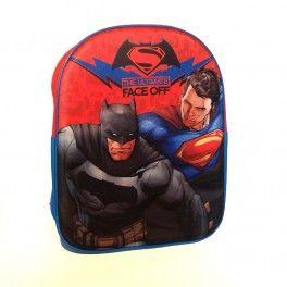 """Official """"Batman Vs Superman"""" 3D EVA Backpack"""