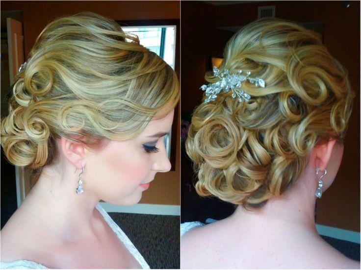 Best 25 Wedding Hairstyles Ideas On Pinterest: Best 25+ Pin Curl Updo Ideas On Pinterest
