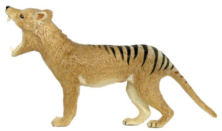 Southlands Replicas Male Thylacine figurine