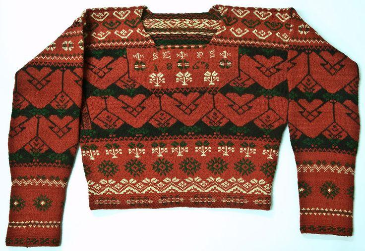 Samlingar Gävleborg: Unik textilgåva från Bjuråker (del 2)