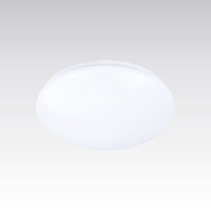 Puro400 Oyster Light - available with emergency and/or sensor options  #Haneco #LED #lighting #lights #residential #commercial #energyefficient