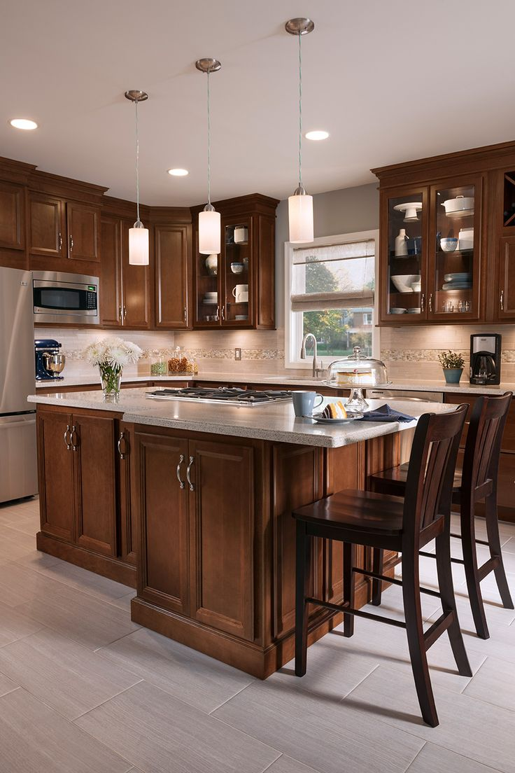 38 best Shenandoah Cabinetry images on Pinterest | Kitchen ...