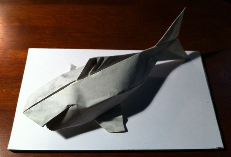 Help with the Mabona Koi origami