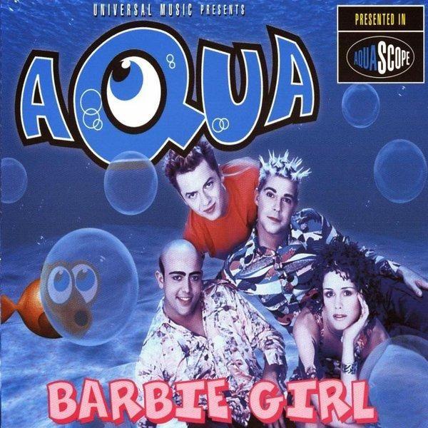 Aqua: Barbie Girl (Video 1997)