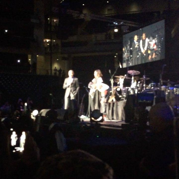 Chance, Gloria Estefan, Aziz Ansari, Nas Close Out Obama Summit  - South Loop - Chicago - DNAinfo