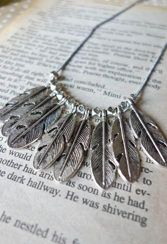 Necklace de Plume