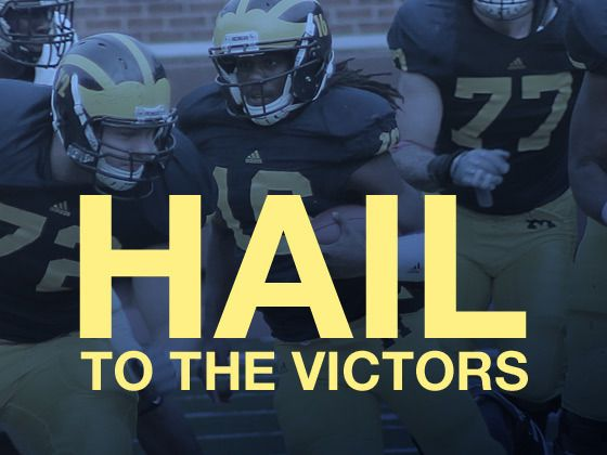 "Hail to the Victors - Michigan Wolverines.. Yes I pinned  it to the page ""for the home""....u of m Baby!!! GO  BLUE!!!!!!!!!!!"