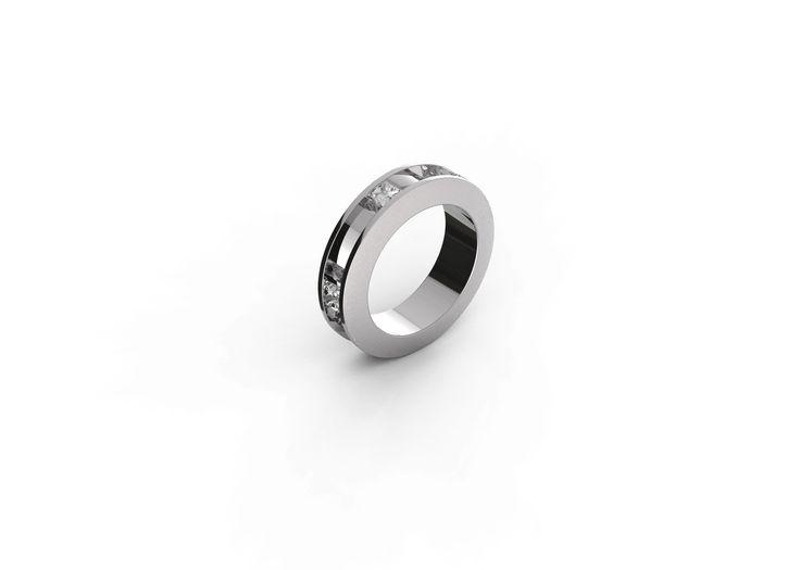 Wedding & engagement rings, diamond jewelry of famous.Like something unique http://www.francescafurzi.com/