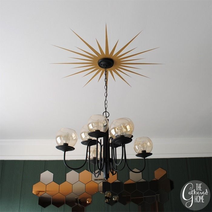 best 25+ midcentury ceiling medallions ideas on pinterest