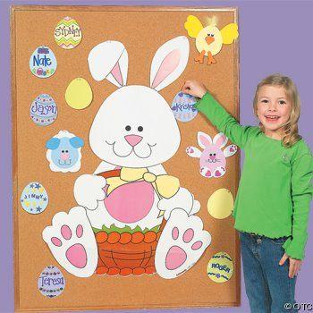 decoração de pascoa na educação infantil - Pesquisa Google