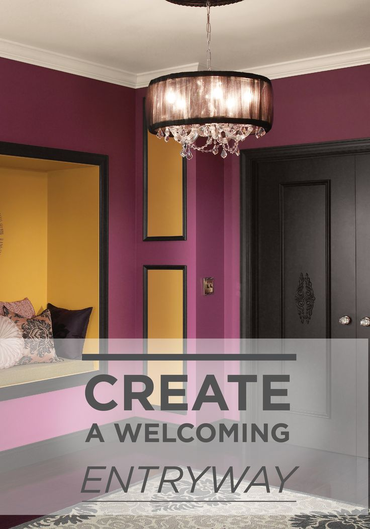 Welcoming Foyer Paint Color : Best images about colorful rooms and spaces on