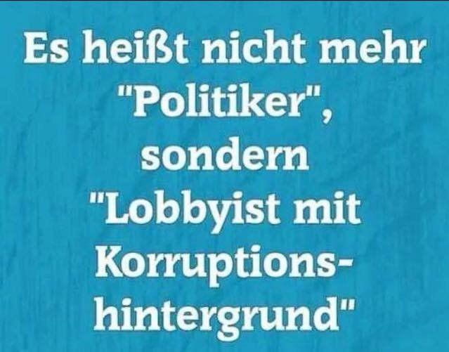 Politiker ;)