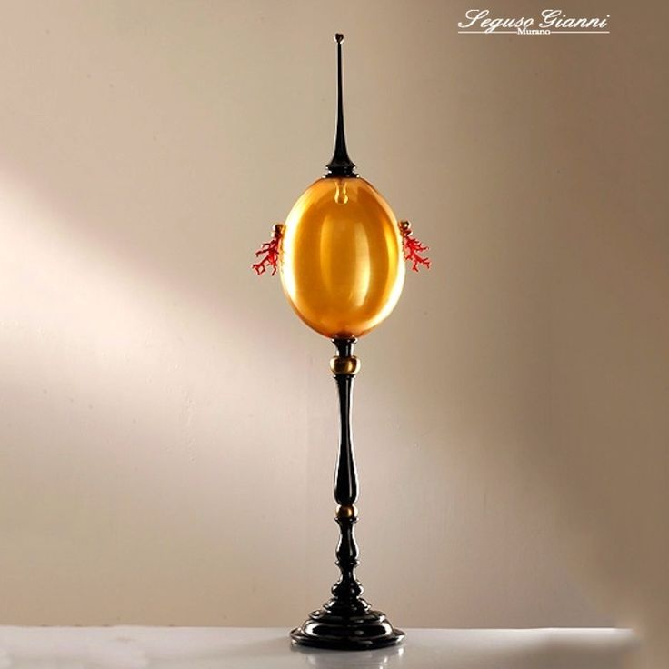 Murano glass - orange glass flask  #yourmurano #seguso  #muranoglass #venice #merlino #flask #muranocollection #glass #murano #wizard #pierofigura