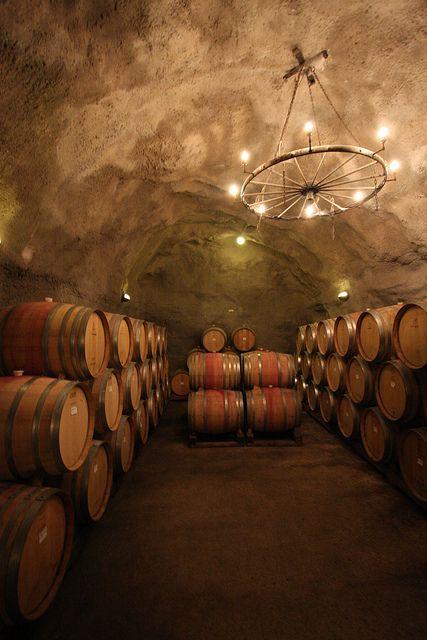 Wine Cave ( photo by Jessie Hodge via Flickr ) i wanna gooooo