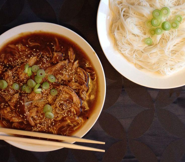 Sesame Teriyake Chicken - low calorie