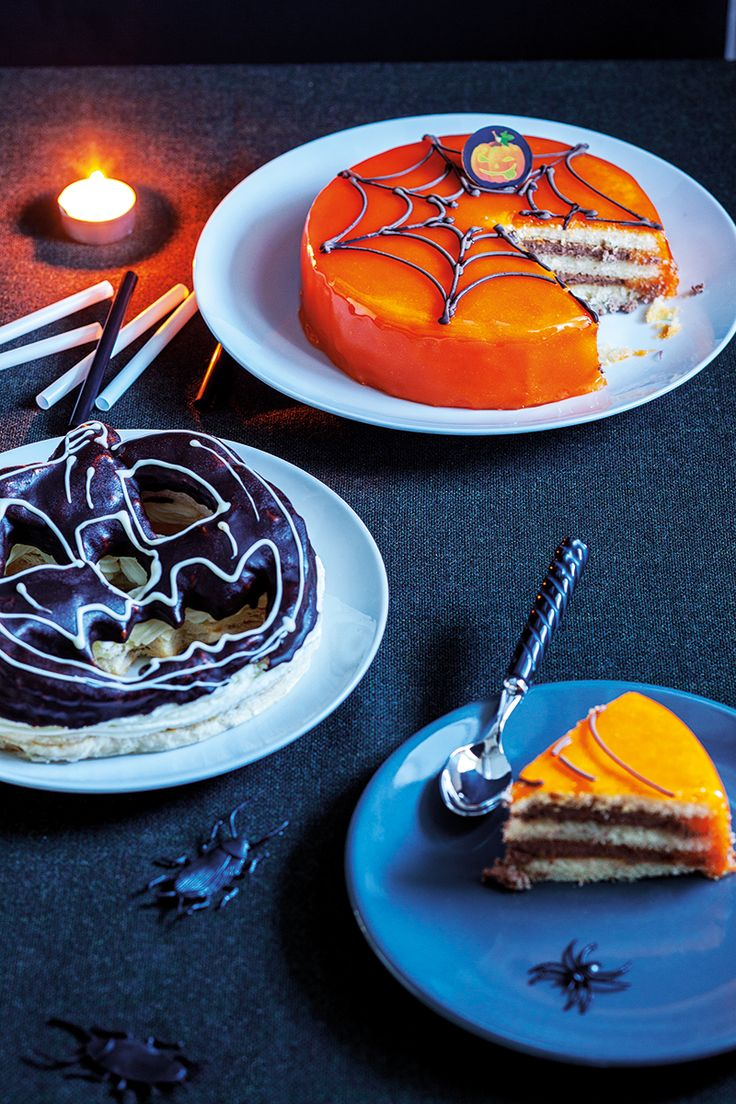 Inspire-se e adoce este dia! #Halloween #Bolos #DoçuraOuTravessura