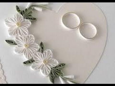 162 best videk quillinghez images on pinterest paper crafts quilling made easy how to make beautiful flower using paper art mightylinksfo