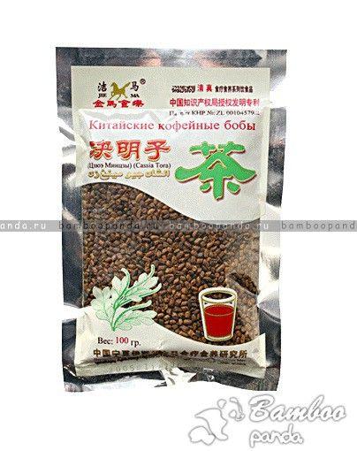 Китайские кофейные бобы для чистки печени и крови.