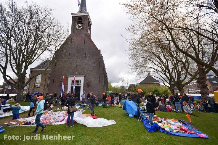 Foto's: Koningsdag 2017 in het centrum van Barendrecht – BarendrechtNU.nl