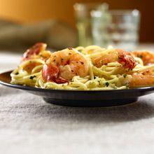 Goya Shrimp Pasta