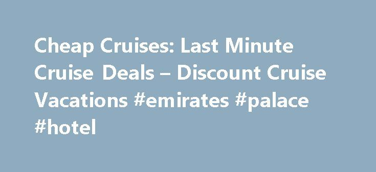 25 best ideas about discount cruises on pinterest for Last minute getaway ideas