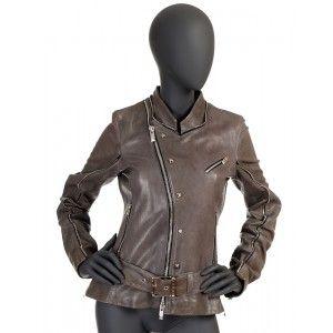 Hogan - szara skóra - Fashioncode.pl