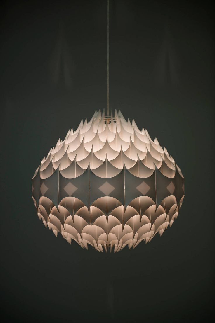 Havlova milanda rhythmic ceiling lamp by vest in austria for Ceiling light design