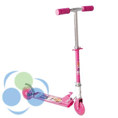 Czy dziewczynka powinna jeździć na hulajnodze? My uważamy, że tak! #supermisiopl #hulajnoga