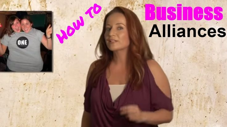 Business alliances for big and small business  - How to set up and how t...