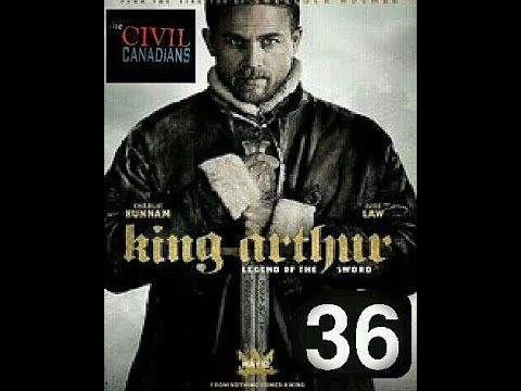 The Civil Canadians#36 Absolutely anything Snatched The Wall King Arthur