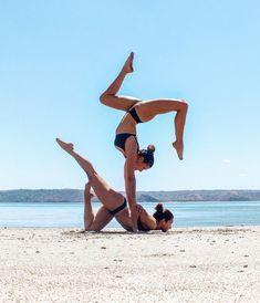 yoga partner poses friends yoga couple challengepartner