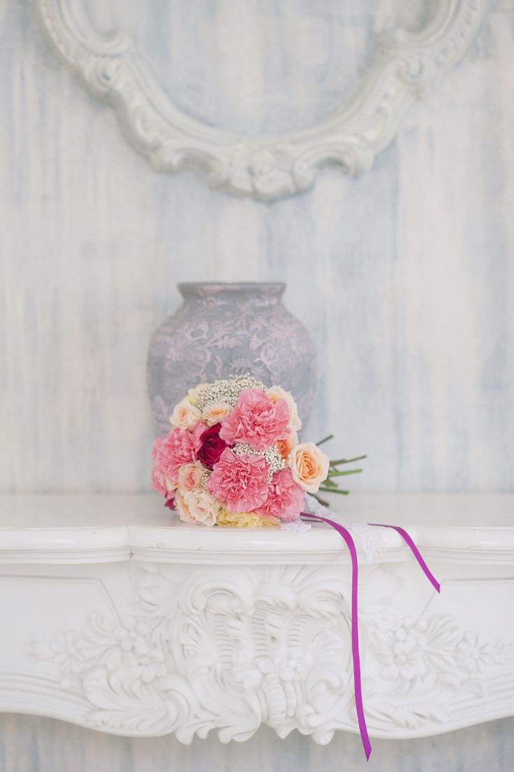 Нежный букет невесты Заказ 89651293797