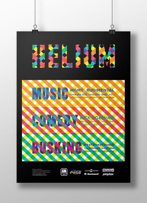Helium Festival // Rochelle Williams
