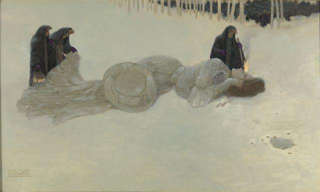 An Illustrator's Inspiration: Gustav-Adolf Mossa
