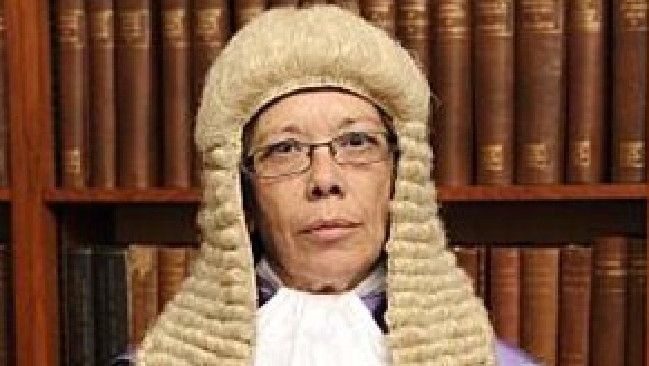 Female judge Patricia Lynch QC jailed John Hennigan, saying: 'You're a bit of a c*** yourself'
