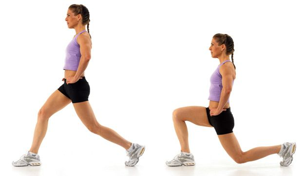 3 Knee-Strengthening Moves - Keep knee injuries at bay with these smart exercises