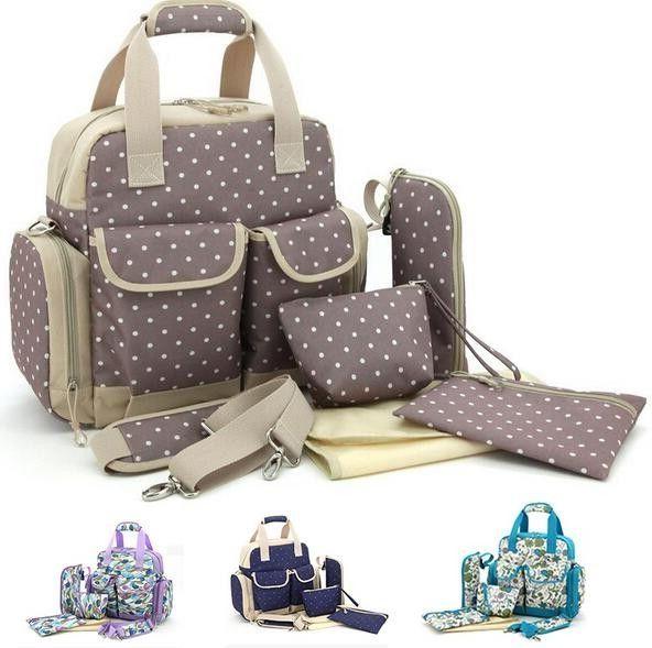 37.96$  Buy now - https://alitems.com/g/1e8d114494b01f4c715516525dc3e8/?i=5&ulp=https%3A%2F%2Fwww.aliexpress.com%2Fitem%2FFree-shipping-Baby-Carriage-Bag-Diapers-Bags-Mother-Nappy-Bag-Handbag-Fashion-High-Quality-Free-Shipping%2F32650134014.html - New Brand diaper mummy bag nappy bag multifunctional fashion mother handbag waterproof Mama backpack bag mummy bolsos 37.96$