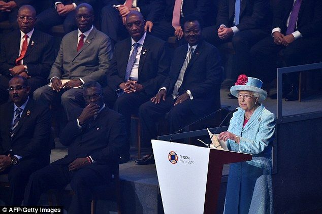 The Queen has thanked the Prince of Wales for his support and 'great distinction' in what ...