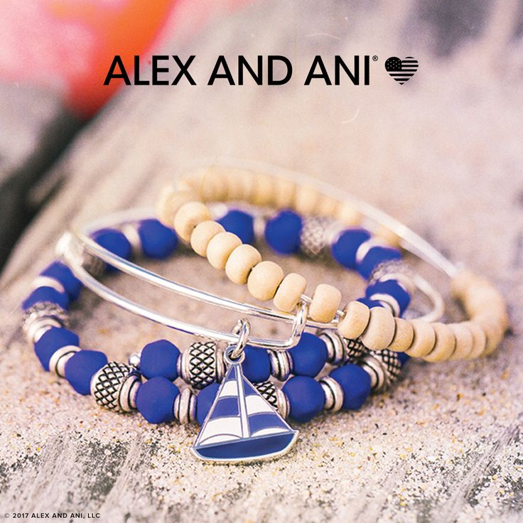 ALEX AND ANI Summer Collection now available at James & Sons Fine Jewelers! Hurry in today, these won't last! Locations: Chicago, Orland Park, Schererville.